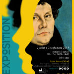 Affiche exposition Martin Luther