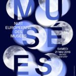 Affiche Nuit des Musées 2016