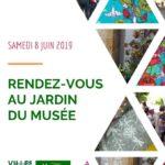 affiche rendez vous au jardin musée jeanne d'albret